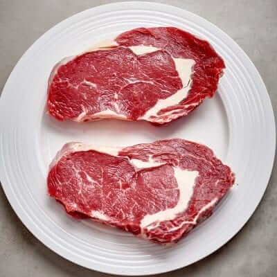 Buy Rib-eye Steak 2x 8oz Online