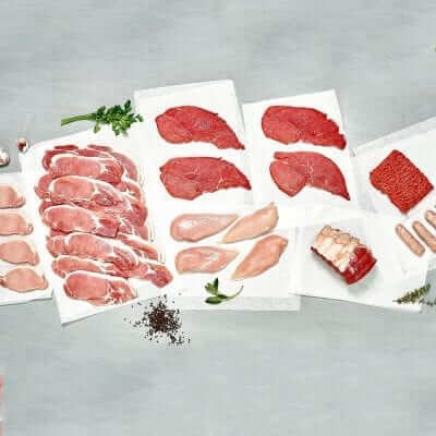 Weekly Shop Meat Box
